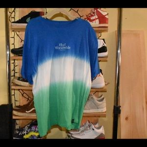 Huf tie dye t-shirt